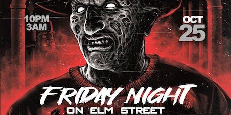 Friday Night On Elm Street tickets