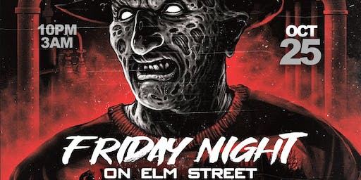 Friday Night On Elm Street
