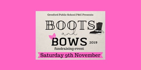 Boots and Bows Ball tickets
