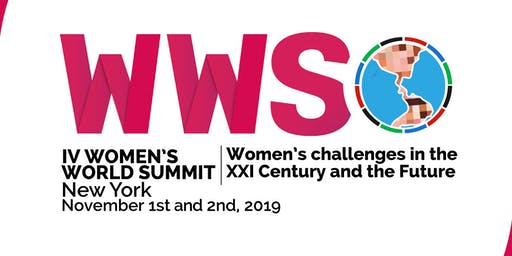 IV Cumbre Mundial de Mujeres (IV Women's World Summit)