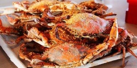 Kelly's Kickin Cuisine Crab Feast