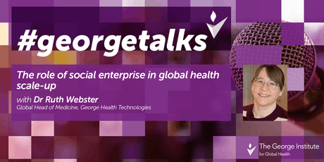 The role of social enterprise in global health scale-up tickets