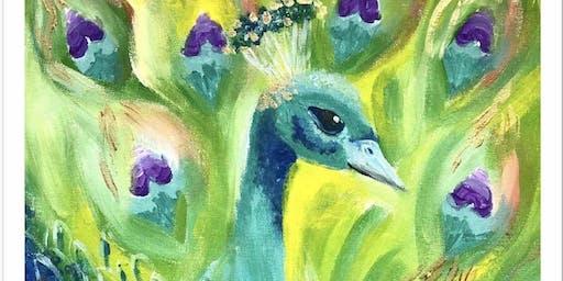 Golden Peacock (Dine In)