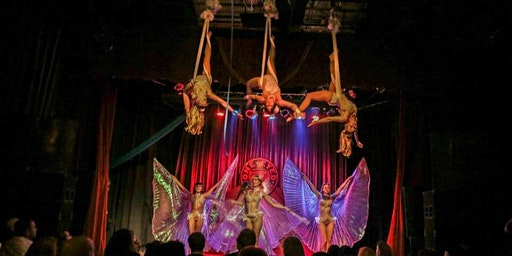 "Trixie Minx Valentines Burlesque Show 'FANTASY"""
