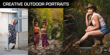 Creative Outdoor Portraits tickets