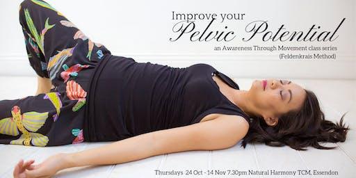 Improve Your Pelvic Potential