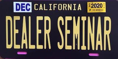 Santa Barbara Car Dealer School