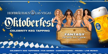 Oktoberfest 9.20.2019 with FANTASY tickets