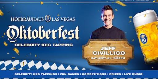 Oktoberfest 9.21.2019 with Jeff Civillico