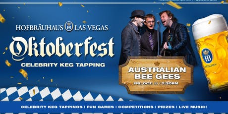 Oktoberfest 10.11.2019 with Australian Bee Gees tickets