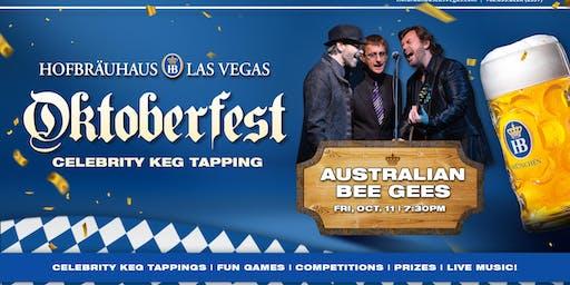Oktoberfest 10.11.2019 with Australian Bee Gees