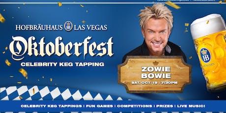 Oktoberfest 10.19.2019 with Zowie Bowie tickets