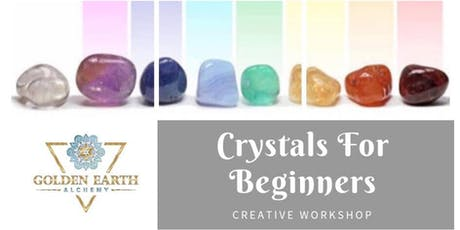 Crystals For Beginners Workshop  tickets