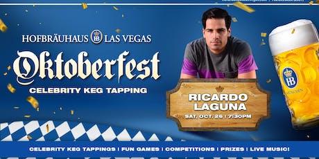Oktoberfest 10.26.2019 with Ricardo Laguna tickets