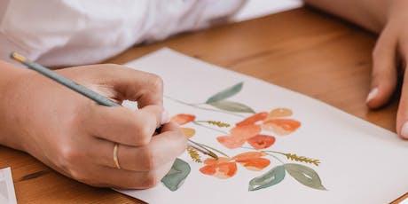 Watercolor Workshop with Virginia Pierce tickets