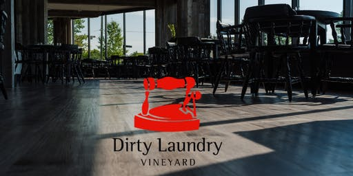 Dirty Laundry Wine Dinner with Winemaker Mason Spink