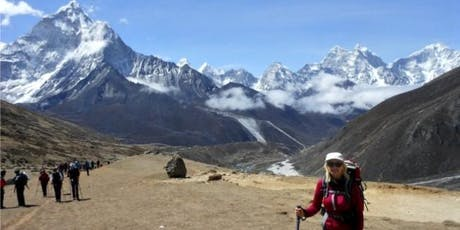 Everest Base Camp Treks and the Nepal Earthquakes tickets