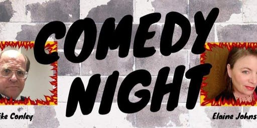 "Stand Up Comedy Night at the Winery ""A COMEDY  Invasion"""