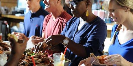 WannaEat Seafood!  - Tasting Event tickets