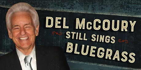 Del McCoury Band with Jason Eady tickets