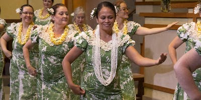 Halau i Ka Pono's 10th Anniversary Performance