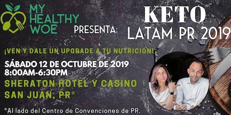 KETO LATAM Puerto Rico 2019 tickets