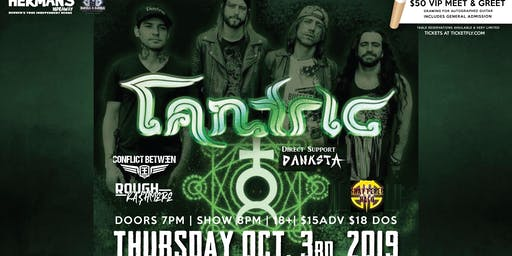 TANTRIC (Returns To Hermans Hideaway)