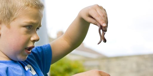 Green Living Kids: Worm Farming for Kids School Holiday Program at Erina Library