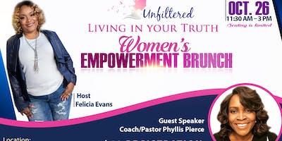 Unfiltered 2019 Women's Empowerment Brunch