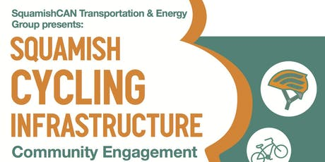Cycling Infrastructure Community Engagement Event tickets
