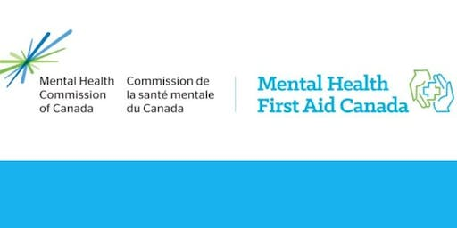 Mental Health First Aid - Basic 2 Day Course*