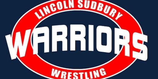 2019-20 Lincoln-Sudbury Youth Wrestling Registration
