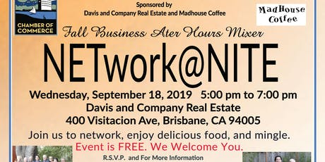 Fall 2019 NETwork@NITE @ Davis and Company Real Estate tickets