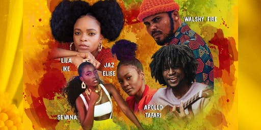 REVEAL - Howard Homecoming Caribbean Party