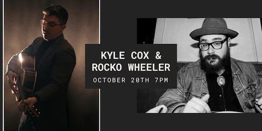 House Show: Kyle Cox & Rocko Wheeler