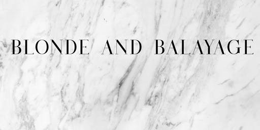 Blondes & Balayage