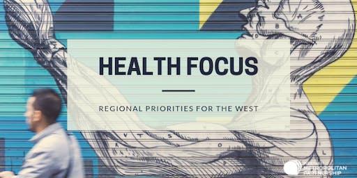Health Focus: Regional Priorities for the West