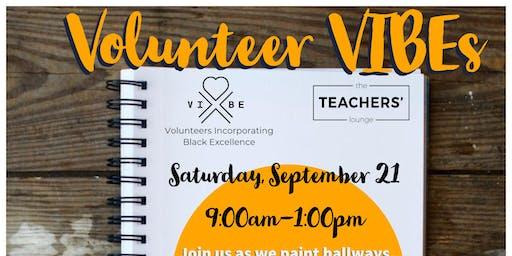 Volunteer VIBEs: VIBE & TTL John D. O'Bryant