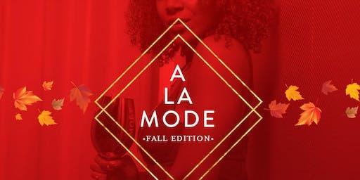 A La Mode - Fall Edition