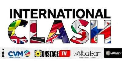 INTERNATIONAL CLASH 2020