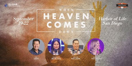 When Heaven Comes Down with Che Ahn, Stephanie Herzog, Jerame Nelson, and Miranda Nelson tickets