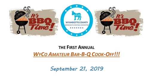 WyCo Dems Amateur BBQ Cook-Off