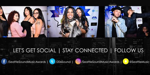 Seattle Sound Music Awards | Vendors