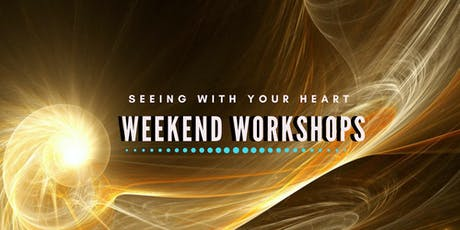 Seeing with Your Heart Weekend Workshop in Providence, RI (10/4-10/6/2019) tickets