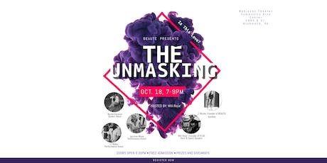 The Unmasking: Is This Love? tickets