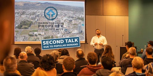 Christchurch Property Investment Talk [Extra Event]