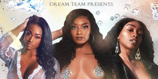DREAM GIRLS: An All White Alumni Soirée