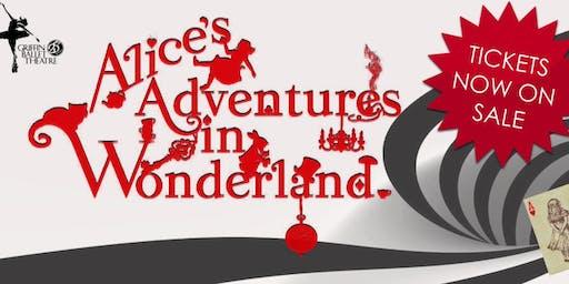 Alice's Adventures in Wonderland 2019 Saturday evening Griffin Ballet Theatre