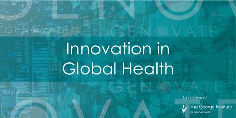 Innovation in Global Health tickets
