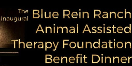 Blue Rein Ranch Non-Profit Foundation Benefit Dinner & Auction